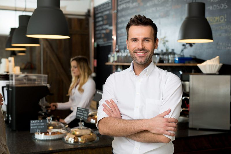 Pracownicy gastronomii