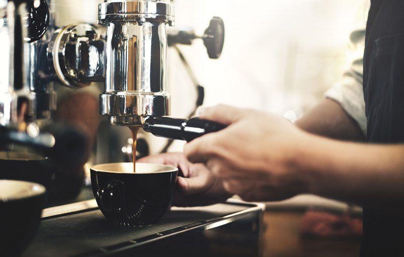 wyposażenie kawiarni barista